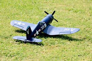 New RC Airplane FMS 4FU CORSAIR V2  RTF Kitchener / Waterloo Kitchener Area image 5