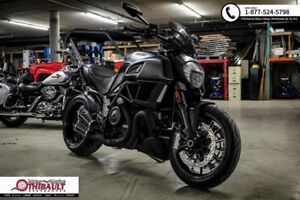 Ducati Diavel Dark Stealth 2015