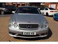 2001 51 MERCEDES-BENZ CL 55 AMG 5.5 COUPE 2D AUTO 360 BHP