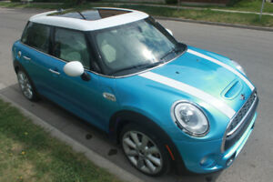 2015 Mini Cooper S for sale $23,800 - Excellent condition!