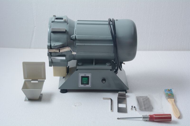 250W NEW MICRO SOIL DISINTEGRATOR Crusher Pulverizer