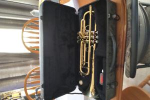 Used trumpet