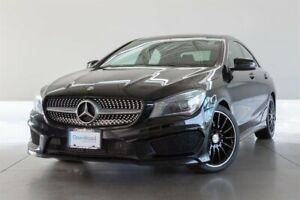 2014 Mercedes Benz CLA250 4MATIC Coupe