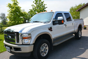 2008 Ford F-350 King Ranch Lariat Pickup Truck