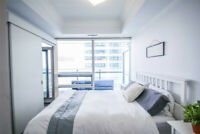 Downtown Condo, Entertainment District, Furnished Room for $765