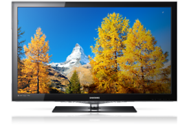 "Samsung 42"" lcd tv hd 1080 built in free view can deliver"