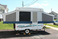 2002 BONAIR Echo Oh Zone Tent Trailer