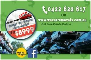 Junk Car Buyer: Want Money Fast? We pay cash for junk cars! Welshpool Canning Area Preview