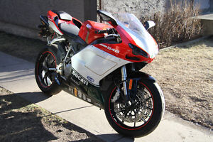 Ducati 848 Superbike - Original Owner - Rebuilt Title HUGE DEAL