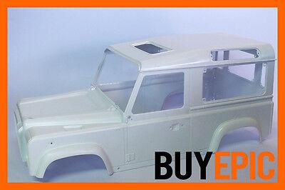 Scale Crawler 1:10 Karosserie Geländewagen für Tamiya, RC4WD, Axial, NEU