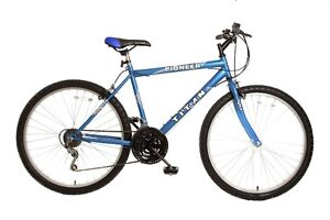 "Titan Pioneer Men's 26"" 12-Speed Mountain Bike, New"