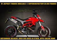 2014 14 DUCATI HYPERMOTARD 821 821CC 0% DEPOSIT FINANCE AVAILABLE