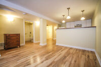 Open concept all inlcusive 1 bed in Hintonburg/Wellington West!