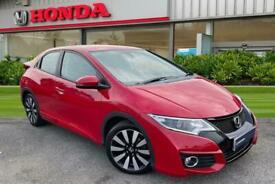 image for 2016 Honda Civic 1.8 i-VTEC SE Plus 5-Door Auto Hatchback Petrol Automatic