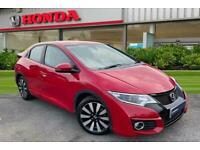 2016 Honda Civic 1.8 i-VTEC SE Plus 5-Door Auto Hatchback Petrol Automatic