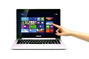 ASUS Vivobook 12GB RAM 500GB touchscreen Notebook----///\\\