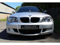 2009 59 BMW 1 SERIES 2.0 118I M SPORT 5D 141 BHP