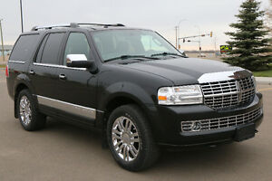 2011 Lincoln Navigator Price Reduced NO GST Edmonton Edmonton Area image 1