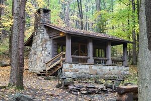 WANTED - Rustic log cabin to rent Labour Day weekend Eastern ON