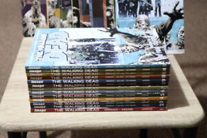THE WALKING DEAD TP Volume 1-11,14 & 15 extras *** Price Dropped
