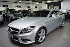 image for 2013 63 MERCEDES-BENZ CLS CLASS 2.1 CLS250 CDI BLUEEFFICIENCY AMG SPORT 5D 202 B