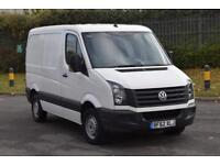 2.0 CR30 TDI 5D 107 BHP SWB LOW ROOF AIR CON DIESEL PANLE MANUAL VAN