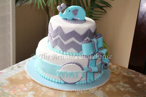 Custom Holiday Cakes! Last minute orders welcomed* Cambridge Kitchener Area image 4