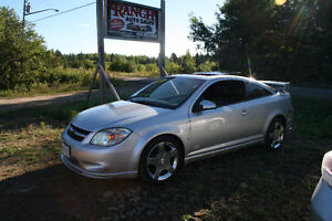 2007 Chevrolet Cobalt SS Supercharged Coupe (2 door) reduced