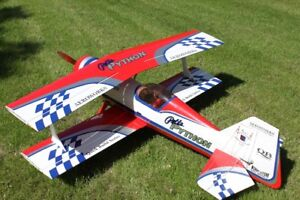 Two Giant Gas RC Airplanes for sale