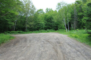St. Adolphe - rue Laporte 19,667.08 sq. ft conisting of two lots