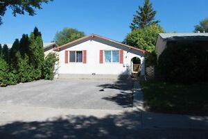 Renovated main level 3 bedroom bungalow for rent.  $1250.00
