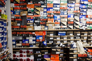 If you used to own a Footwear/Sportswear store please contact me