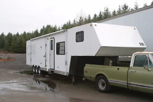 Race car hauller RV Kitchener / Waterloo Kitchener Area image 2
