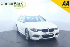 2014 BMW 3 SERIES 320D M SPORT TOURING ESTATE DIESEL
