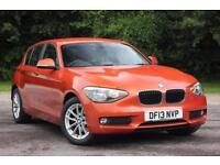2013 BMW 1 SERIES 118D SE HATCHBACK DIESEL