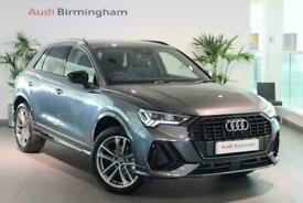 image for 2021 Audi Q3 DIESEL ESTATE 35 TDI Black Edition 5dr S Tronic Auto SUV Diesel Aut