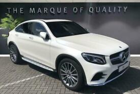 image for 2018 Mercedes-Benz GLC COUPE GLC 350d 4Matic AMG Line Prem Plus 5dr 9G-Tronic Au