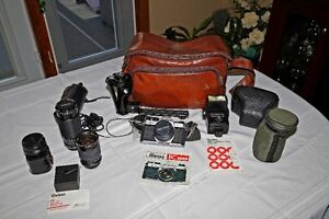 Pentax K1000, Lenses and Accessories