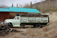1961 Dodge D-600 2 1/2 ton project truck