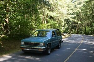 1989 GMC Jimmy SUV, Crossover