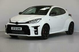 image for 2021 21 TOYOTA YARIS 1.6 GR-Y CIRCUIT 3D 257 BHP