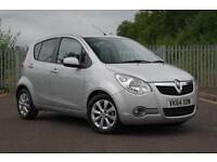 Vauxhall Agila SE 5dr PETROL MANUAL 2014/64