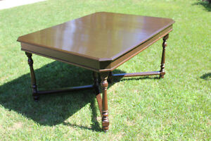 Antique Dining Table and Chairs Kitchener / Waterloo Kitchener Area image 10