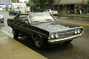 1968 Ford Fairlane Coupe (2 door)