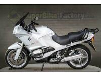 2002 02 BMW R1150 RS