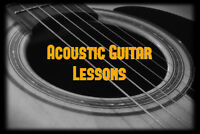 Acoustic Guitar Lessons - I Travel To You