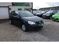 Volkswagen Polo 1.4 SE 5 DOOR GREY 2008 MODEL +BEAUTIFUL+