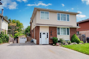 OPEN HOUSE  SUN 2-4 pm    Legal Duplex For Sale in Whitby