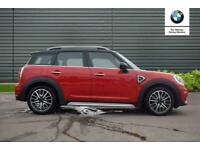 2019 MINI COUNTRYMAN HATCHBACK 2.0 Cooper S Sport 5dr Hatchback Petrol Manual