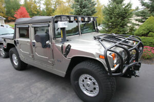 2002 Hummer H1 Only 44.500 miles